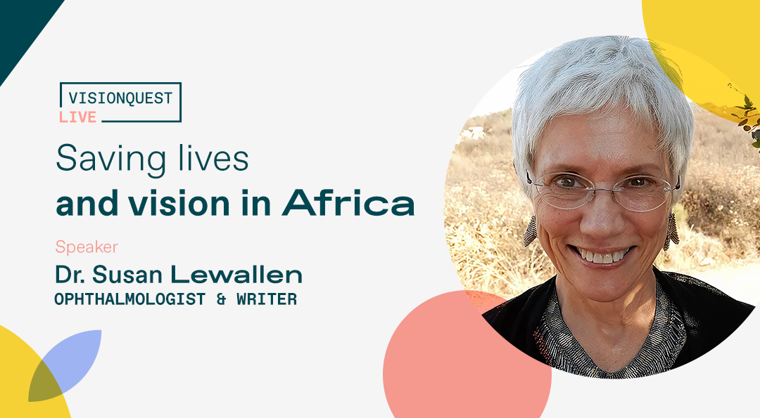 Saving lives and vision in Africa